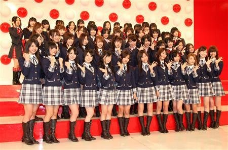 AKB48 Group Photo