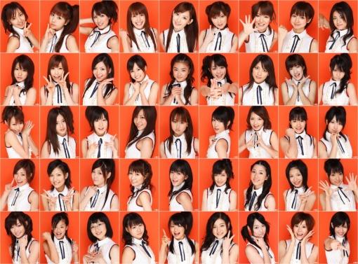 Members of AKB48