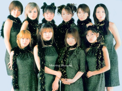Morning Musume 4th Generation
