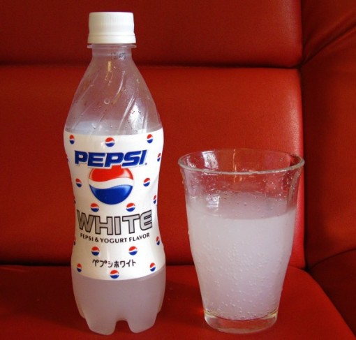 Pepsi White