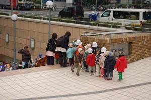 Kawaii! Japanese kids on a schooltrip.