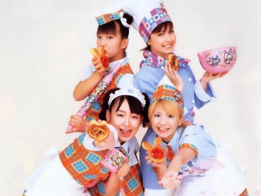 The original Minimoni lineup