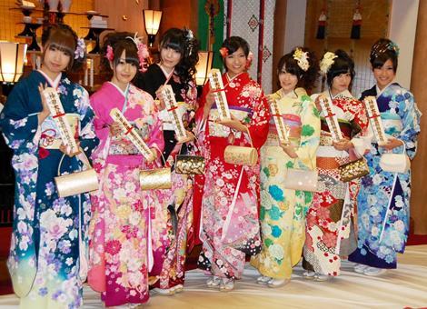 [ Tradition ] Seijin Shiki 2011110_akb48